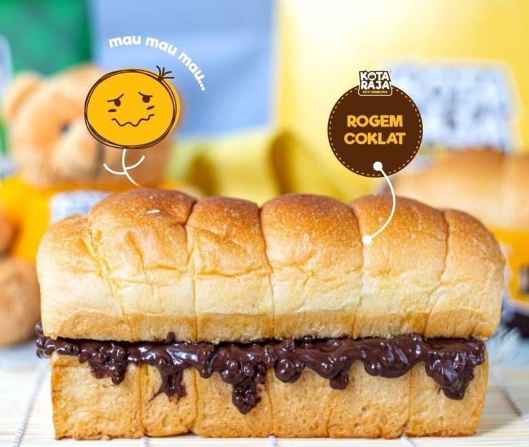 roti gembong kota raja